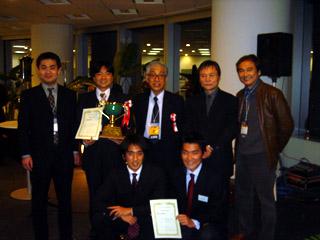 2004.11.24 授賞式@六本木ヒルズ ...